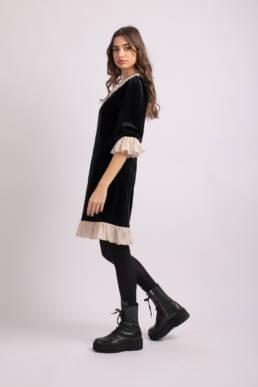rochie jolie neagra