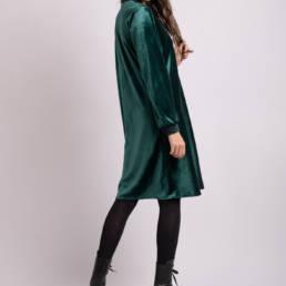 rochie natasha verde