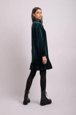 rochie sasha verde