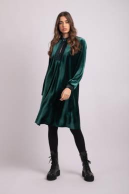 rochie verde natasha uai
