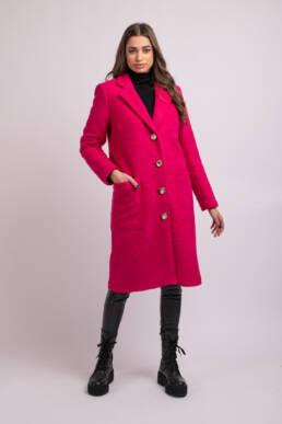 palton roz ladonna