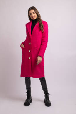 palton roz uai