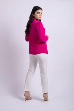 camasa roz dama