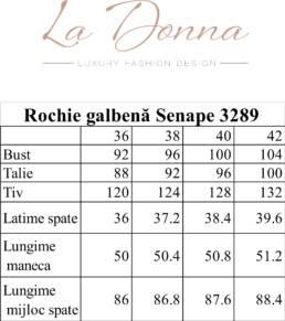 rochie 3289