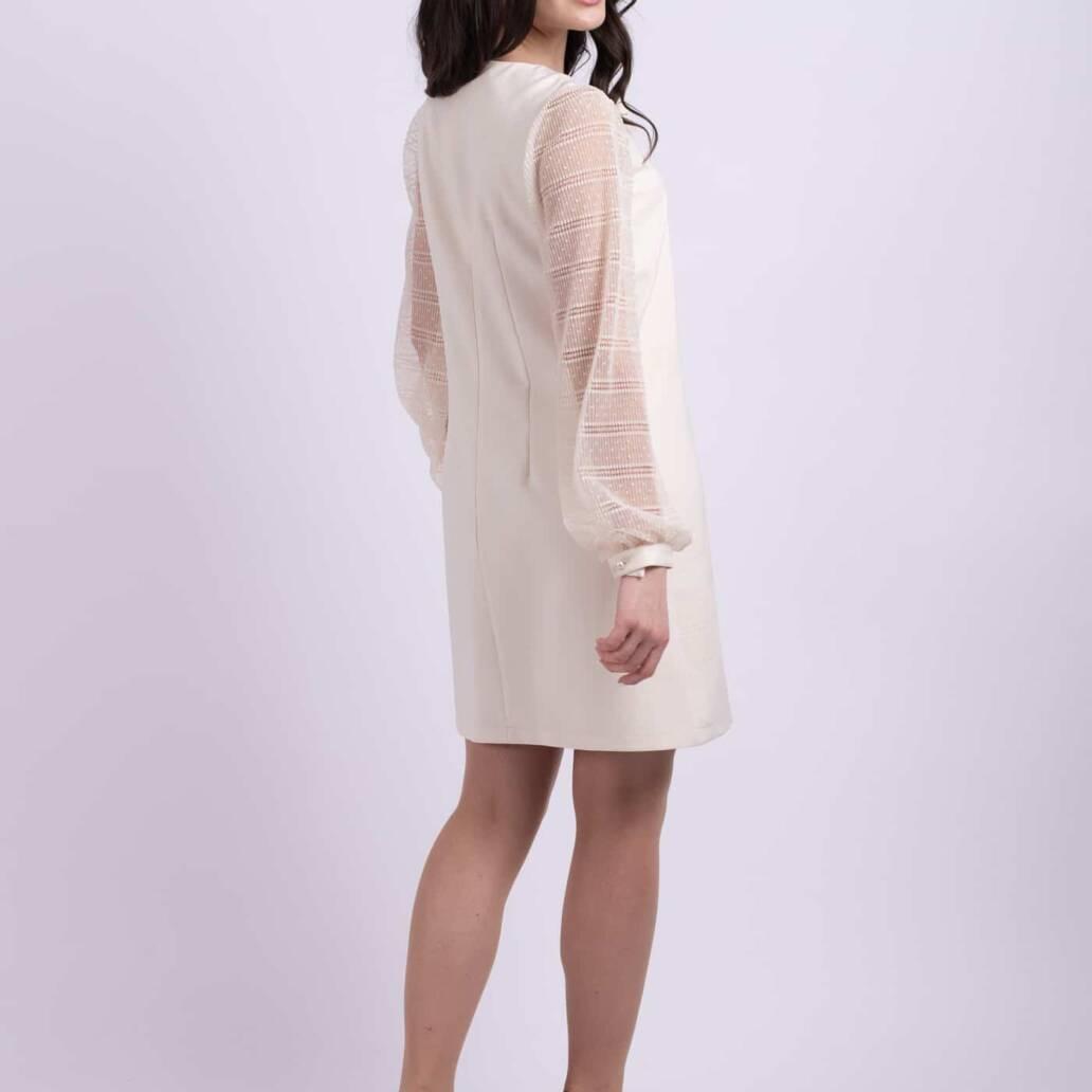 rochie alba mireasa