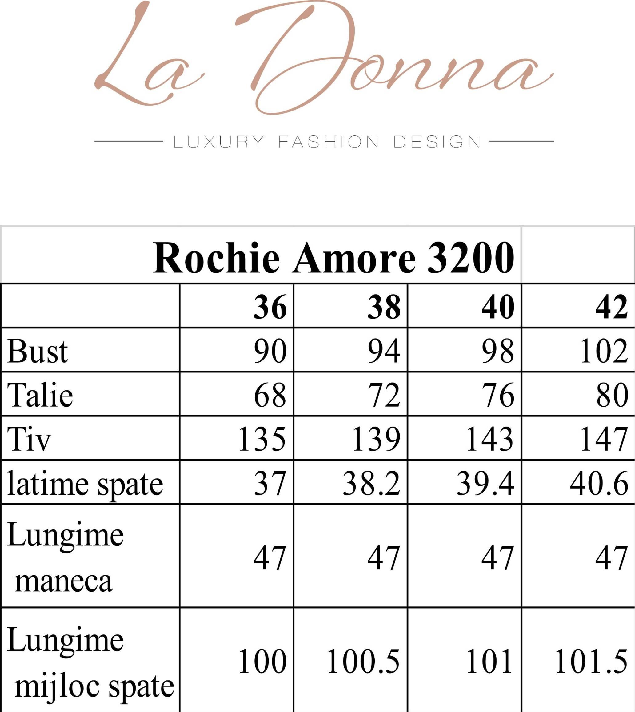 rochie amore 3200