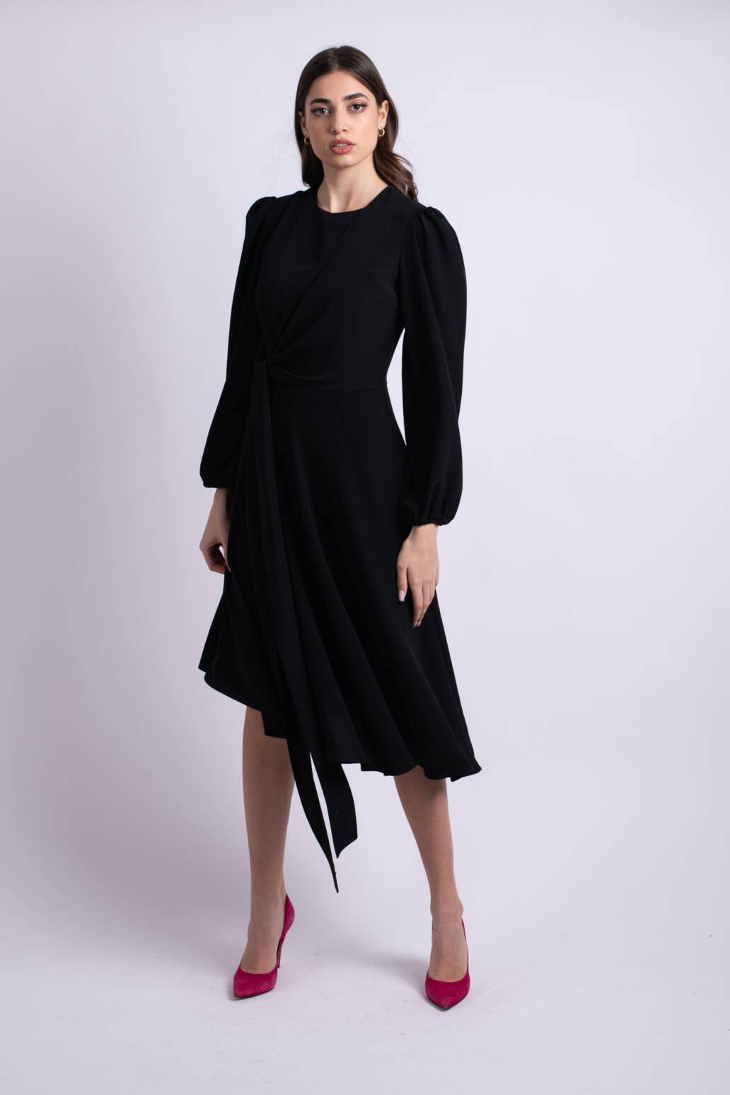 rochie neagra 1 uai