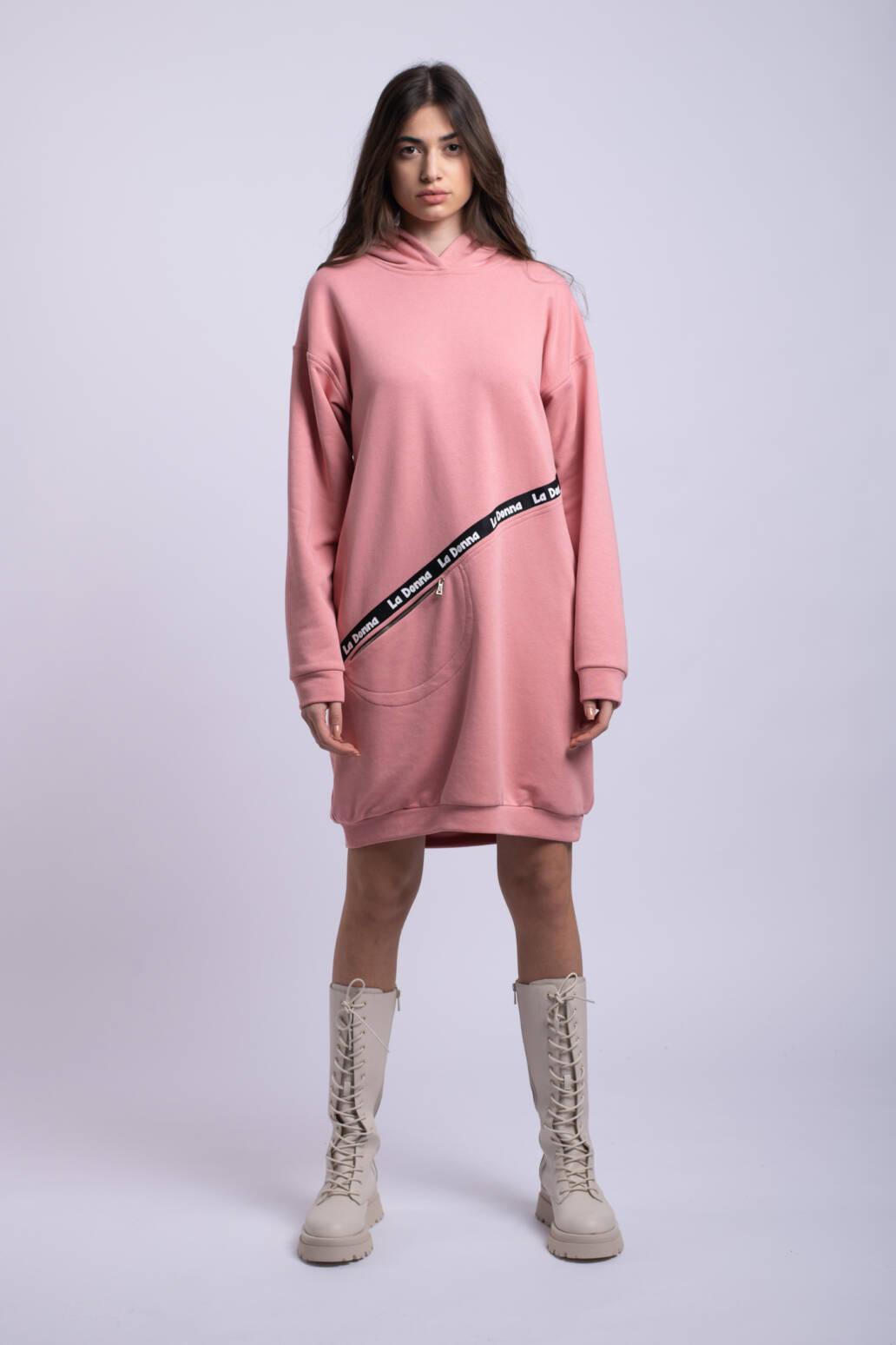 rochie sport ladonna roz uai