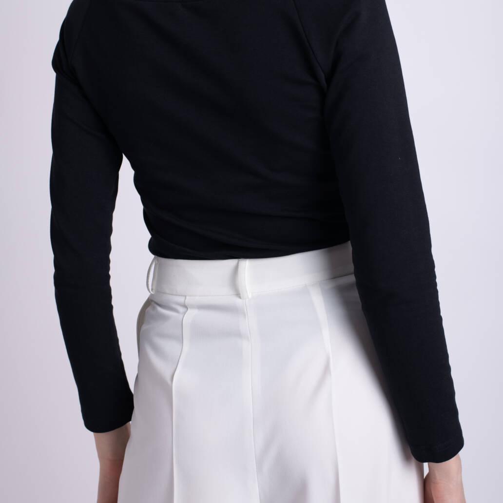 bluza neagra ladonna lovely