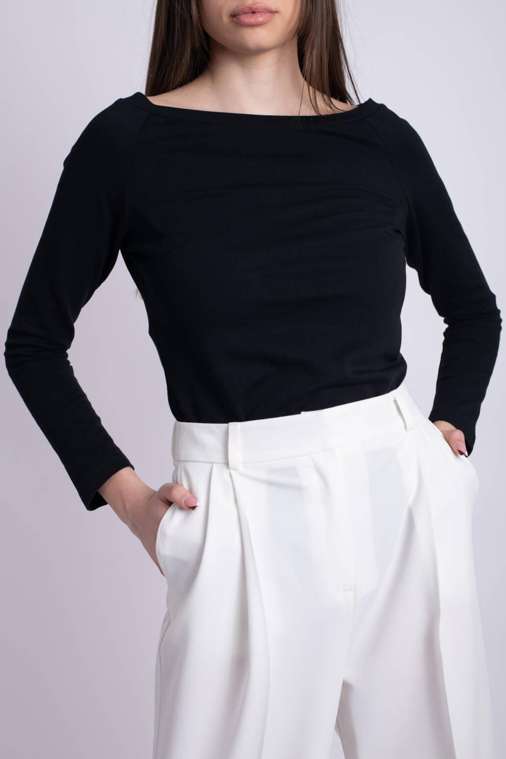 bluza neagra ladonna uai