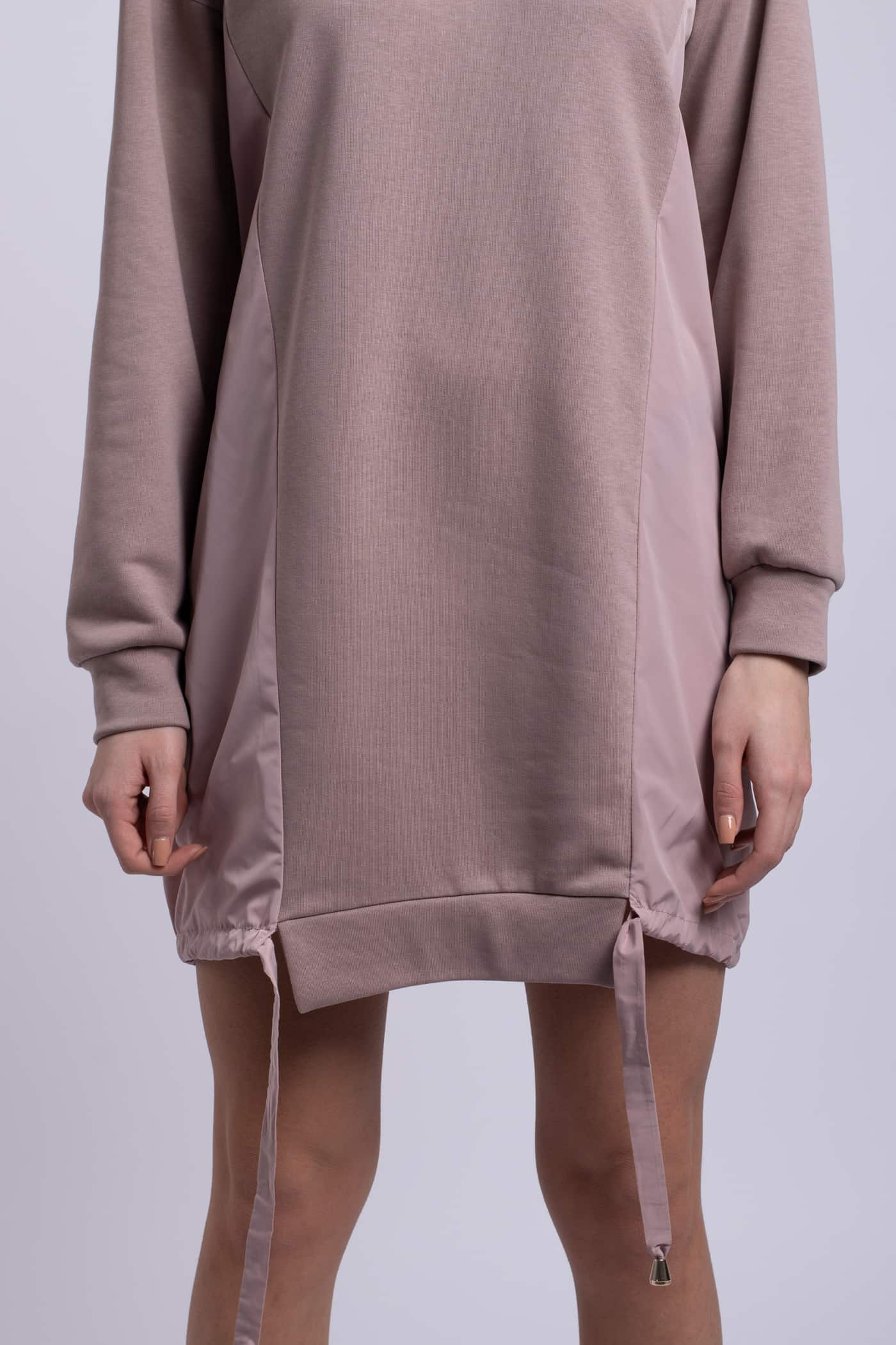 rochie casual roz ladonna