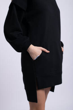 rochie ladonna neagra