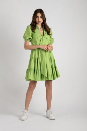 rochie verde kiss of life
